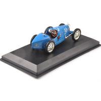 Classic 1:43 BUGATTI T35B Car Collection Model Vehicle Car Kids Toy Gift&base