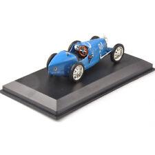 1/43 BUGATTI T35B Grand Prix Sport 1928 Louis Chiron Alloy Car Model Collection