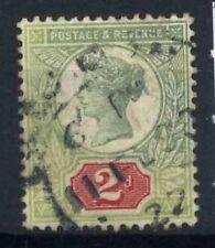 Inghilterra 1887 SG 200 Usato 100%
