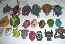 Mighty Max Play Sets Lot of 21