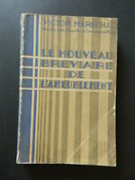 Le Neu Brevier Von L Möbelstoff Songbook Victor Marshal Éd. Moreau 1931