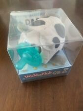 WubbaNub Infant Baby Soothie Pacifier Jimmy Fallon Dada Moo Cow New Authentic