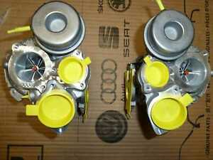 TTE Upgrade turbocharger Audi RS4 RS5 A6 A7 Porsche 2.9 TFSI big turbo TTE7XX