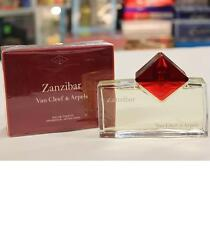 ZANZIBAR VAN CLEEF 3.4 FL oz / 100 ML Eau De Toilette Spray Sealed Box