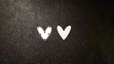 Sizzix Die Cutter SMALL HEART #2 Thinlits fits Big Shot Cuttlebug