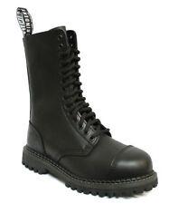 Calzado de hombre militar/con cordones de color principal negro