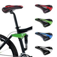Road Mountain Bike Bicycle Cycling MTB Comfort Anti Skid Saddle Seat Cushion Pad