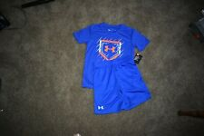 Under Armour Boy'S 7 2-Pc Shorts Set Nwt