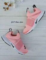 6 Youth NIKE PRESTO EXTREME VDAY BLACK PINK WHITE AV3516-600 RUNNING