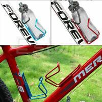 Aluminiumlegierung Fahrrad Radfahren Getränk Flaschenhalter Halterung Rack S3Z7