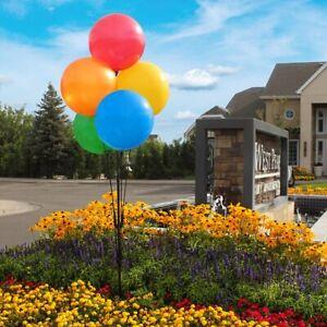 Permanent Outdoor Reusable Vinyl Balloons - 5 Balloon Kit - Free Shipping