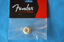 Fender Strat Switch Knob, Aged White, f/ S-1 Switch/Pots, MPN 0059267030