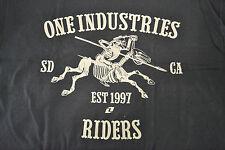 One Industries Muerto MX ATV BMX casual wear  Mens Small S  Tee Shirt  t shirt