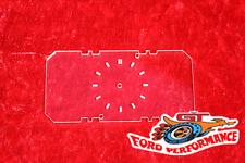 Ford Falcon - Dashboard Clock Face suit XW XY GT GS ZC ZD Fairlane VDO
