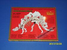 Stegosaurus Holzbausatz von Weico - Dinosaurier