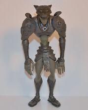 """2006 General Gato 7"""" Stone Statue Action Figure Teenage Mutant Ninja Turtles"""