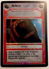 Star Wars CCG Reflections II VRF Very Rare Foil Goo Nee Tay