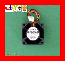 25dB  Pico Ace 25 60mm Sanyo Denki Brushless Cooling Fan 15.5 CFM 12V DC