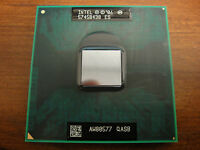 Intel Core 2 Duo Mobile CPU AW80577GH0563M 2.4 GHZ