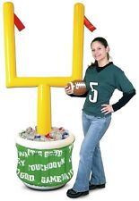Inflatable Goal Post Cooler Football Party Decoration