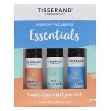 Tisserand Aromatherapy Everyday Wellbeing Essentials