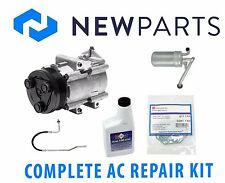 Ford Mustang 1996-1998 V8 4.6L Complete A/C Repair Kit OEM Compressor & Clutch