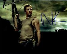 Norman Reedus Signed 8x10 Picture autographed Photo + COA