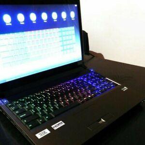 P150EM CLEVO / EUROCOM I7 3620QM 128GB SSD AND MORE CHEAP GAMING CAD LAPTOP
