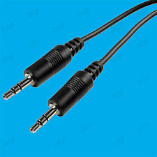 3 metros, 3.5mm macho a estéreo audio auxiliar CABLE JACK para MP3, iPod, HIFI
