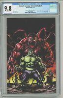 Absolute Carnage Immortal Hulk #1 CGC 9.8 Unknown Comics Edition B Virgin COA