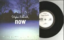 STEPHEN FRETWELL Now w/EDIT & UNRELEASED TRK UK 7 INCH Vinyl 2007 USA Seller