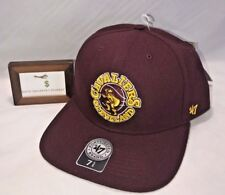 '47 FORTY SEVEN 7 3/4 CLEVELAND CAVALIERS RETRO ADULT FITTED HAT FLAT BILL NWT