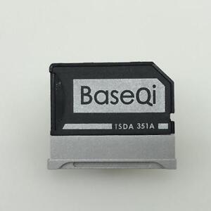 "MicroSD Adaptor for Microsoft Surface Book 3 & 2 (15"") plug-n-play BASEQI 351A"