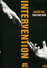 Intervention: Season One - Then and Now (2008, DVD NEUF)