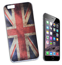 "COVER CASE FLIP COMPATIBILE IPHONE 6 PLUS 5.5 "" BANDIERA INGLESE INGHILTERRA X"