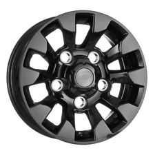 "Land Rover Defender Wheels Sawtooth style Alloy Wheels Black, 16""x 7j (Set of 4)"