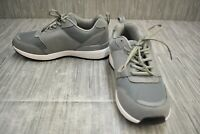 Propet Simpson MAS002M Walking Shoes, Men's Size 9.5 3E(X), Gray