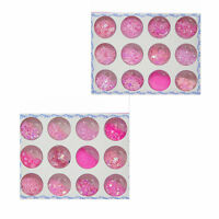12Color Nail Art Glitter Face Body Chunky Festival Eyeshadow Makeup Cosmetic Set