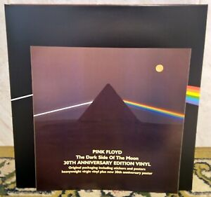 PINK FLOYD THE DARK SIDE OF THE MOON 30TH ANNIVERSARY EDITION VINYL LP