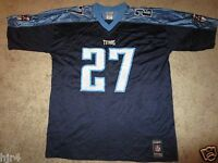 Eddie George #27 Tennessee Titans NFL Ohio State Reebok Jersey 2XL 2X osu