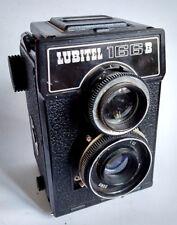 LUBITEL 166B LOMO USSR Soviet Russian 35mm Film Camera Lomography 6x6cm + Gift