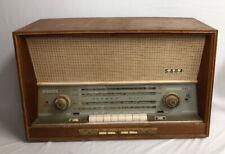 *Vintage* Saba 300 Automatic ~ Stereo/11  German Tube Radio Antenna
