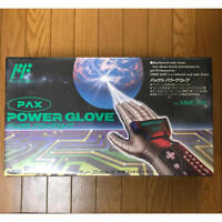Pax Power Glove FC Controller Nintendo Famicom Family Computer Rare Unused
