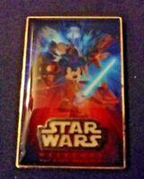Disney Star Wars Jedi Mickey 2015 LE Pin Weekends #109273