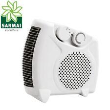 termoventilatore stufa 2000W con termostato ambientale doppia potenza