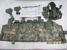 New USGI Molle II TAP Tactical Assault Panel w/harness & Accessories ACU Vest
