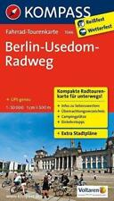 Berlin-Usedom-Radweg (2013, Karte)
