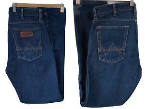 🌻Wrangler Bostin 1947 Stretch Slim Fit Denim Jeans. W32 x 29 L🌹
