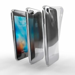 Apple iPhone SE 2 2020 Case , ® Xtreme Cover Bumper TPU Shockproof Soft - Clear