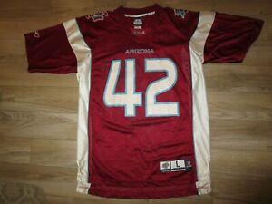 New York Giants- New England Patriots #42 Super Bowl Reebok Jersey Mens LG L